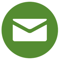 round email icon 200px